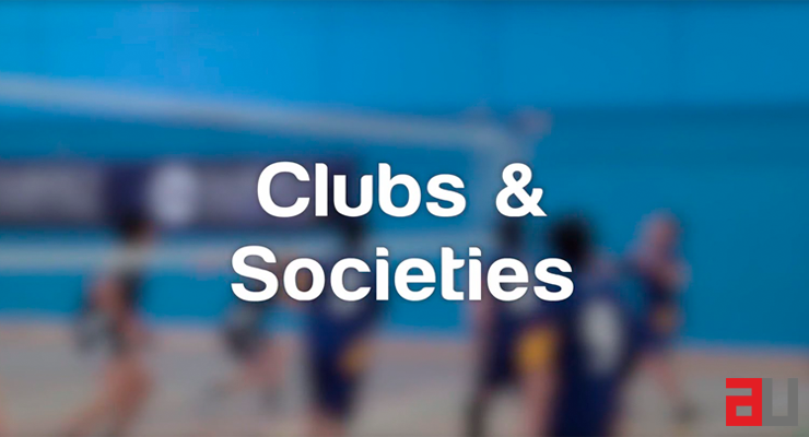 Joining a club or society