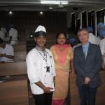 Culinary challenge at Guru Harkrishan Singh Public School