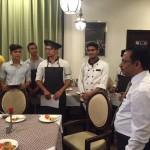 Workshop on Pizza Making